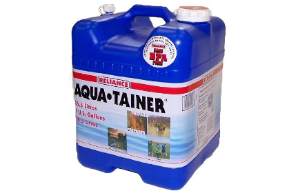 Reliance Products Aqua-Tainer 7gal Water Container
