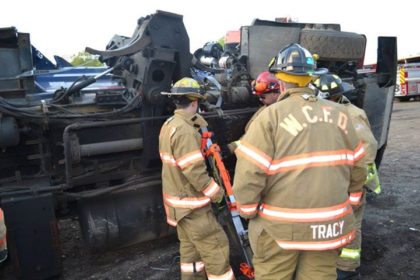 Jon Tracy Fire Service Emergency Response Instructor