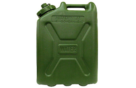 Scepter 5 Gal Military Water Can