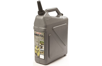 Rhino 5.5gal water container