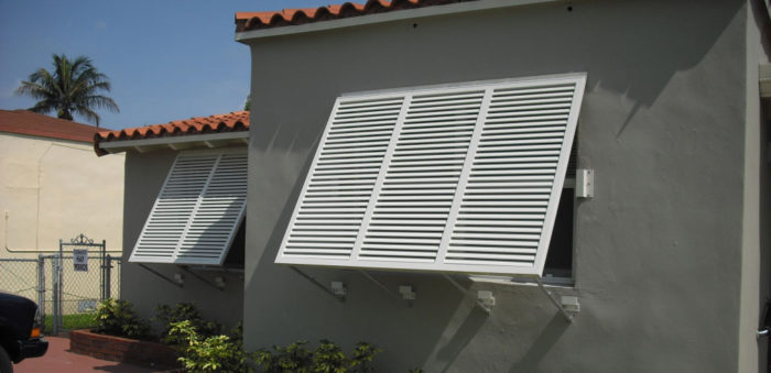 bermuda shutters home windows protect hurricanes