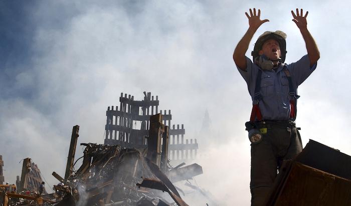 best prepper respirator gas mask 9/11 ground zero respiratory illness