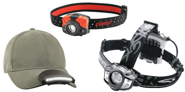 Best types of headlamps for preppers