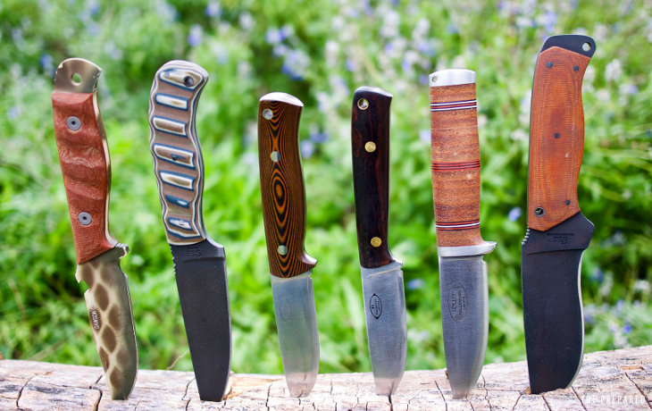Best Survival Knives for Preppers - The Prepared