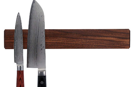 Kurouto Kitchenware Walnut Knife Block