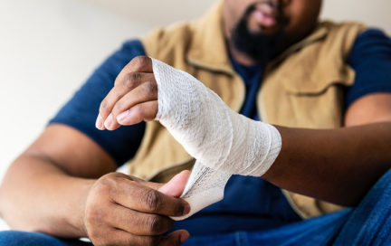 how to dress a wound wound dressing