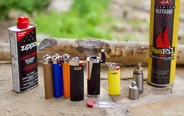 best survival lighter prepper review