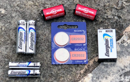 best lithium battery review disposable