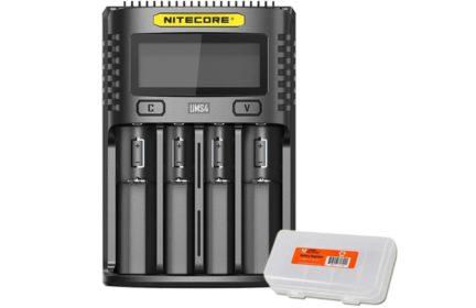 Nitecore UMS4 USB