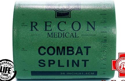 """Recon 36"""" Aluminum Splint"""
