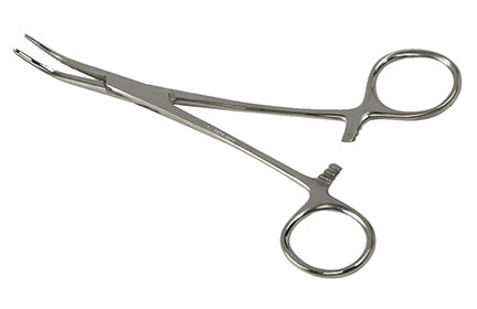 Briggs Precision Kelly Forceps