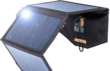 Ryno Tuff 21W USB Solar Charger
