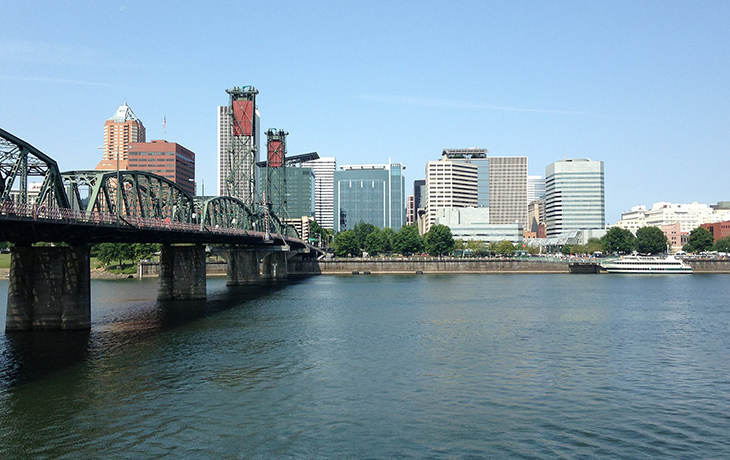 portland earthquake water risk