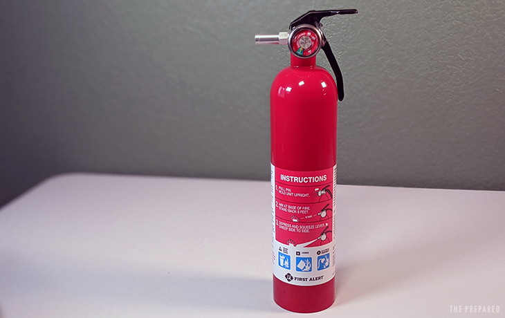 best fire extinguisher emergency review