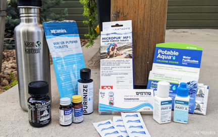 Best water purification tablets review for survival prepping