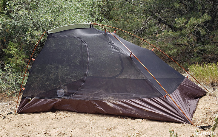 best survival tent review