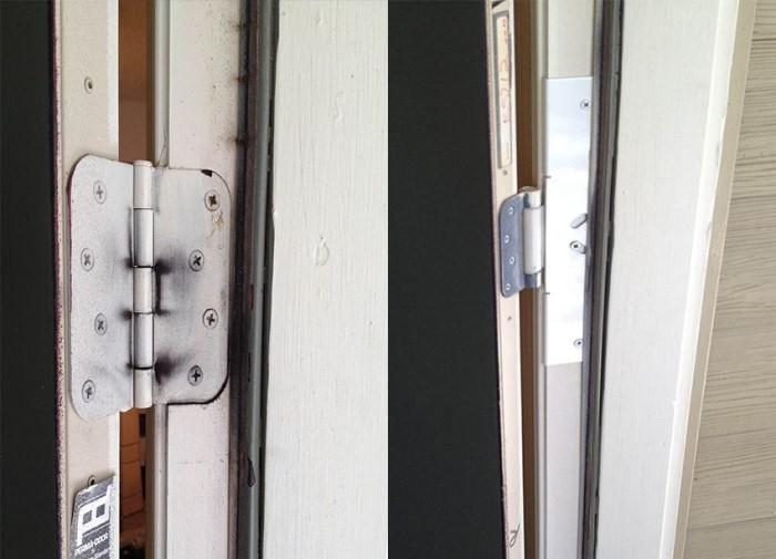 Door hinge guard kits review