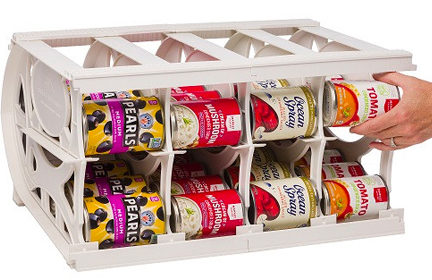 Shelf Reliance Pantry Can Organizer