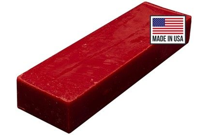 Red Cheese Wax 1lb. Block