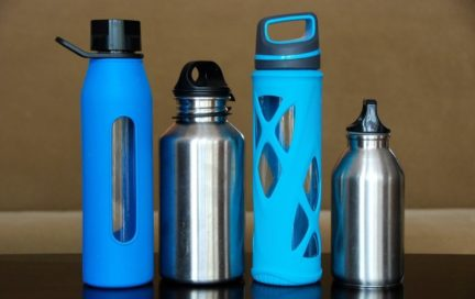 water bottle canteen hero review