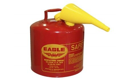 Eagle 5 Gallon Type 1 Steel Safety Can