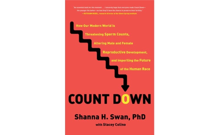 Count Down book cover
