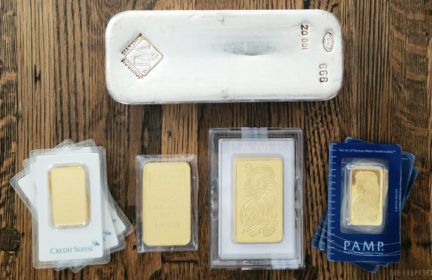 prepper guide to gold silver and precious metals for inflation emergency