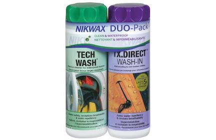 Nikwax Waterproofing and Cleaning